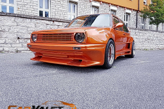 VW Golf 2 Rieger Tuning
